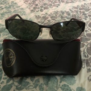 Women's Ray Ban sunglasses